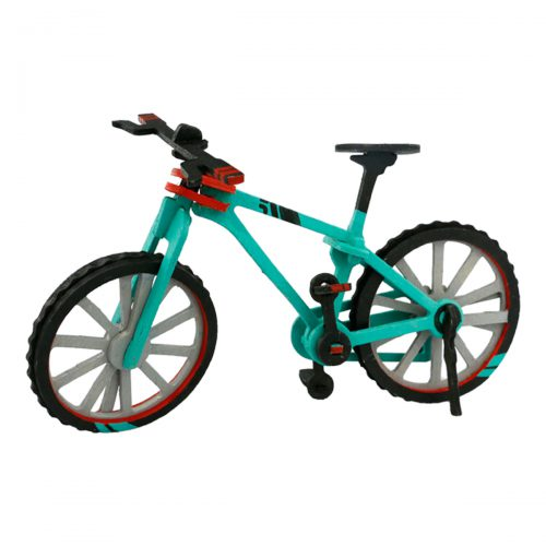 3D Painting Puzzle HC257 Bicycle
