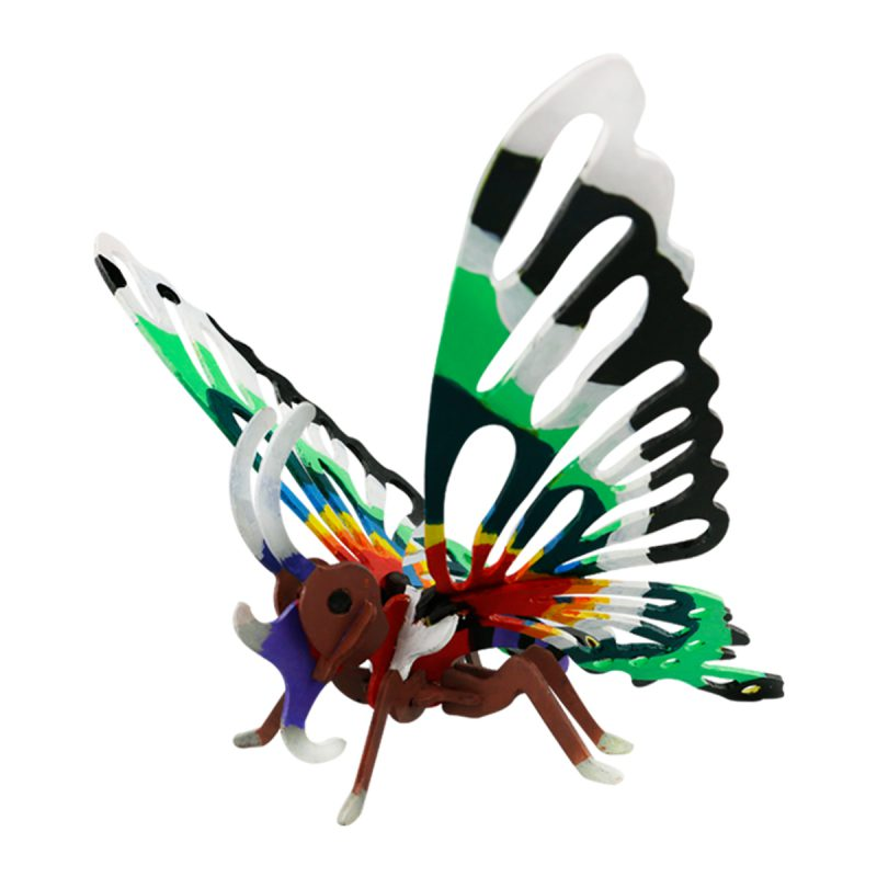 3D Painting Puzzle HC207 Butterfly