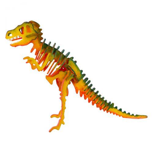 3D painting puzzle HC201 T-Rex