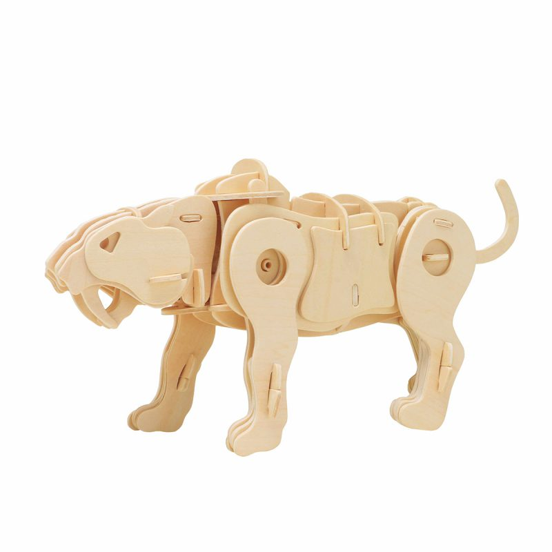 Sound Control Series A410 Saber-Toothed Tiger