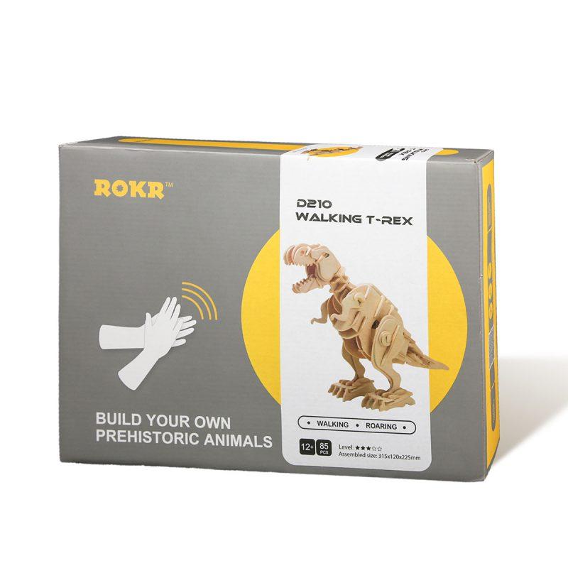 Sound Control Series D210 Walking T-Rex