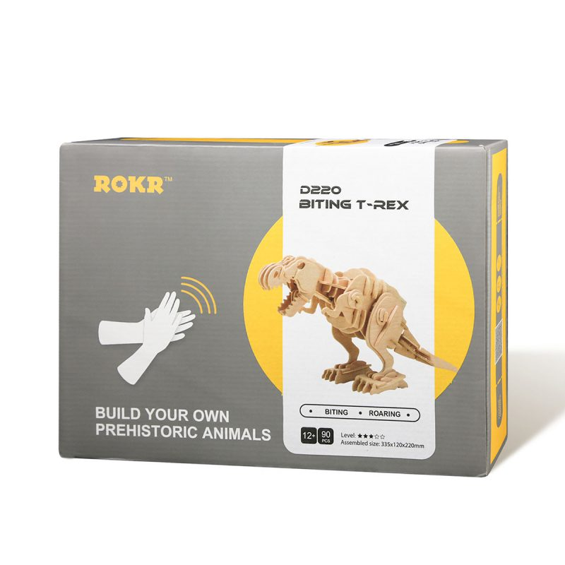 Sound Control Series D220 Biting T-Rex
