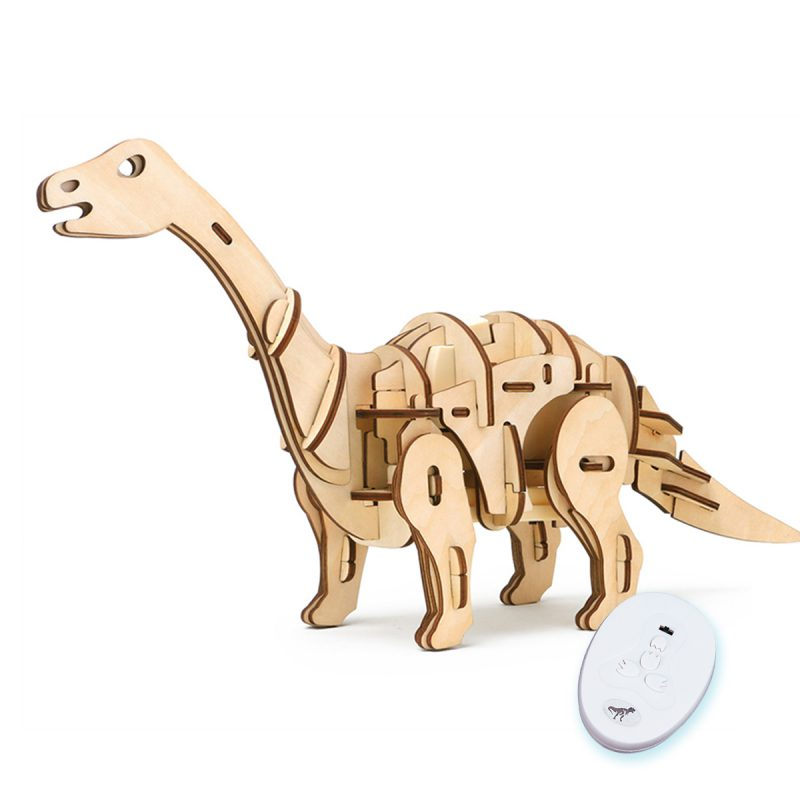 R/C+Sound Control+Light Control Series D200 T-Rex
