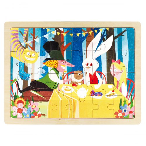 Jigsaw Puzzle 24pcs DY2401 Alice's Party