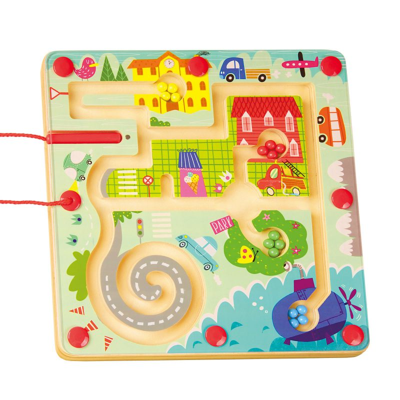 Magnetic Maze MM04 Snail Town