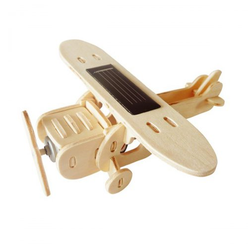 Aircrafts - Natural Wooden P210 Monoplane