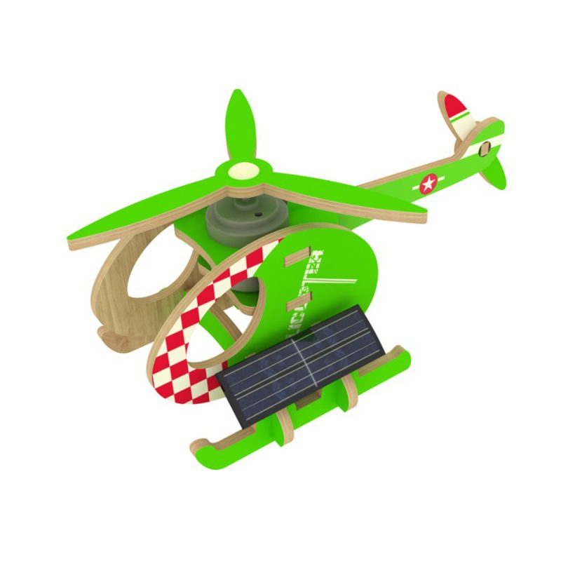 Aircrafts – Colorful Paper Coating P230S Helicopter-A