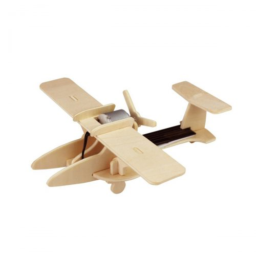 Aircrafts - Natural Wooden P260 Agricultural Airplane