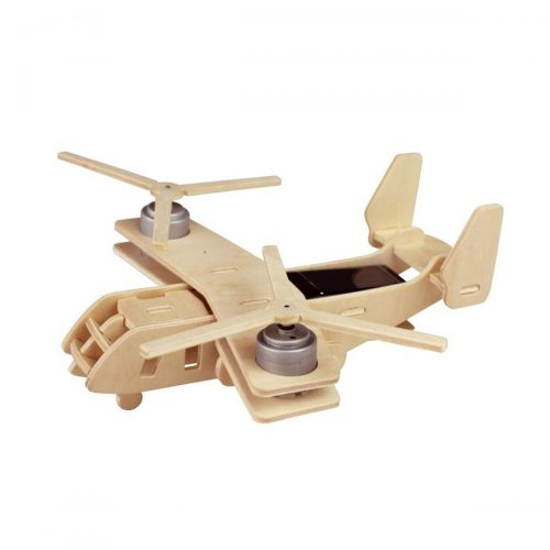 Aircrafts - Natural Wooden P310 V22