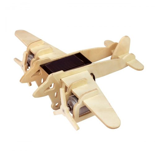 Aircrafts - Natural Wooden P330 Bomber
