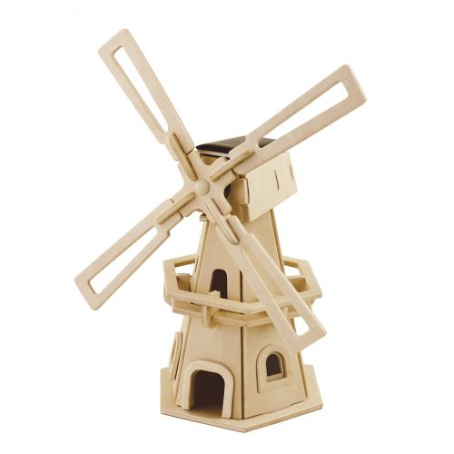 Windmills - Natural Wooden W110 Windmill-1
