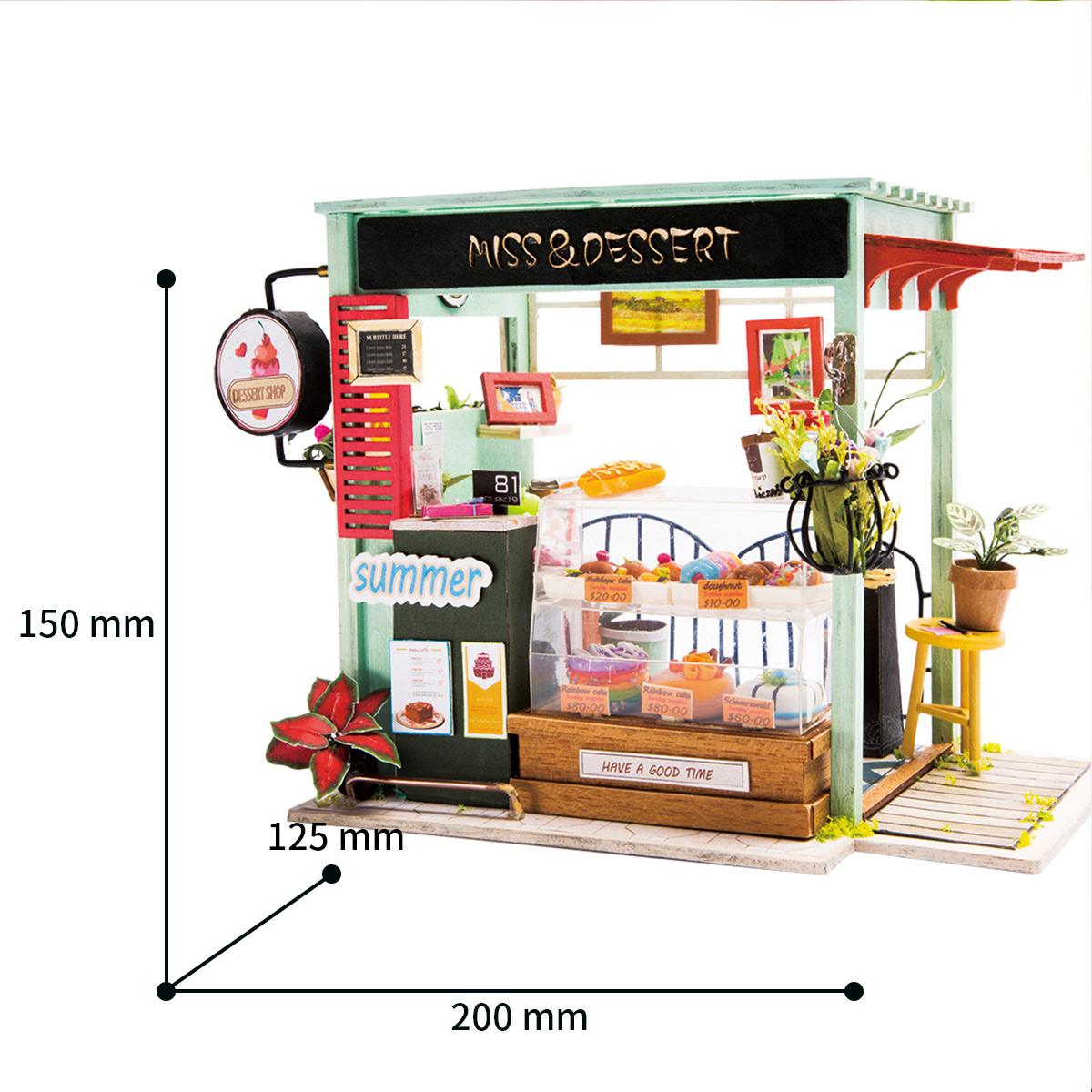 Dessert Shop DGM06 - Robotime Store