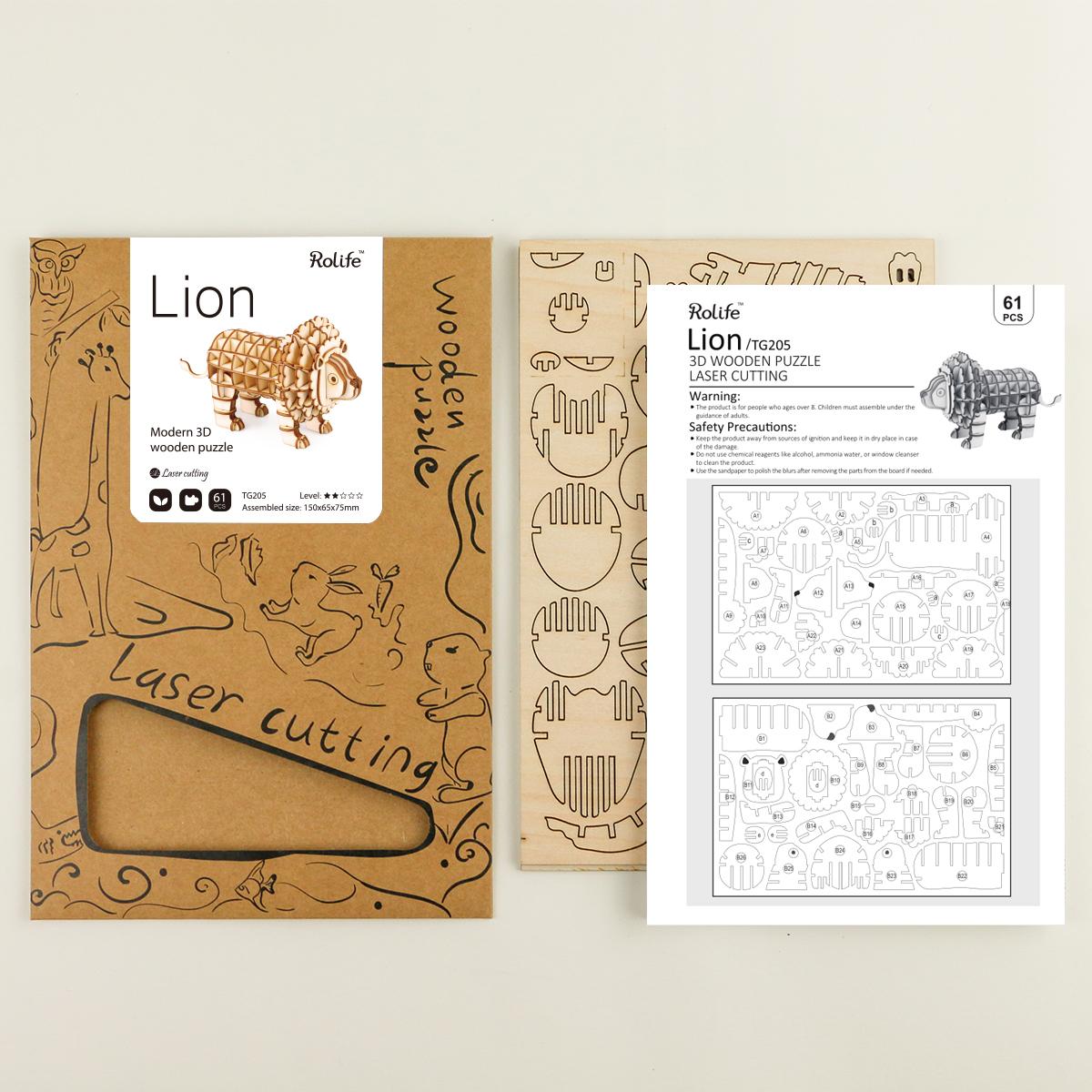 Lion TG205