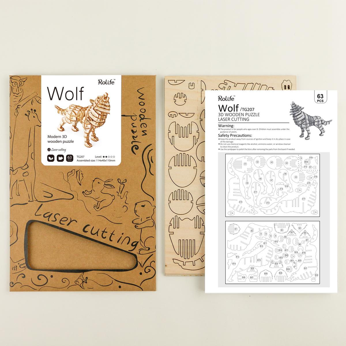 Wolf TG207