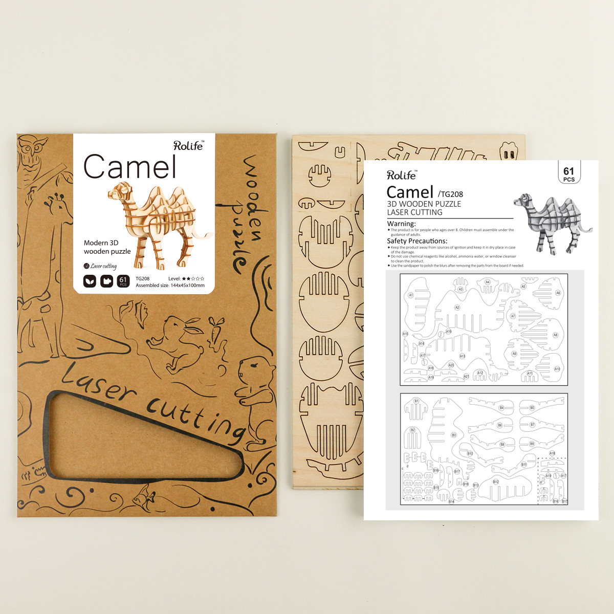 Camel TG208
