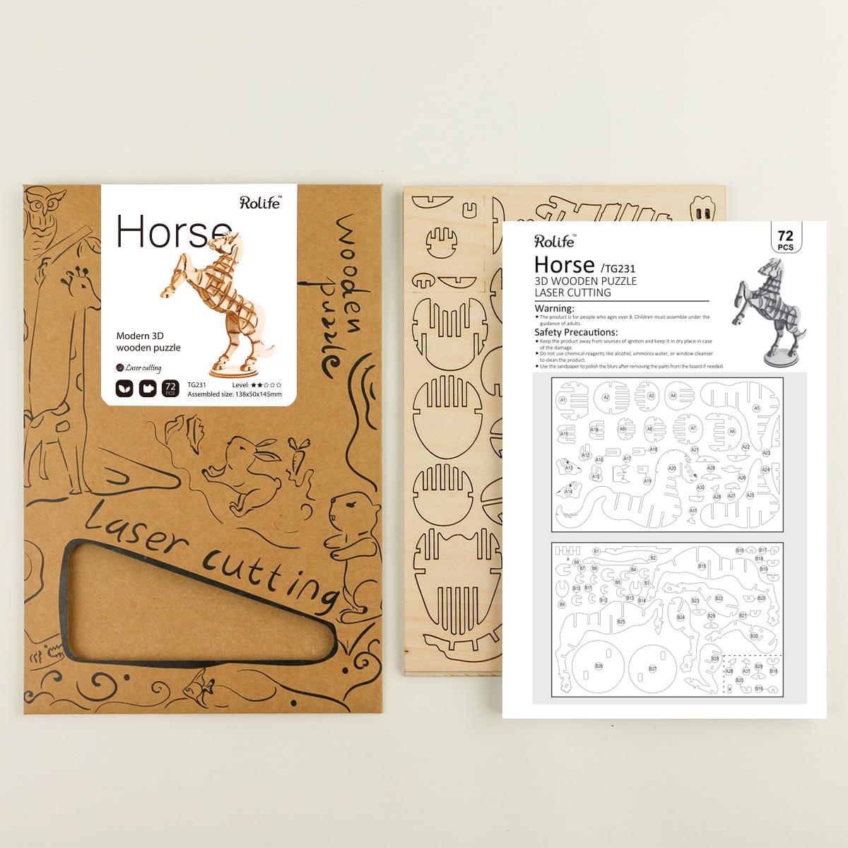 Horse TG231