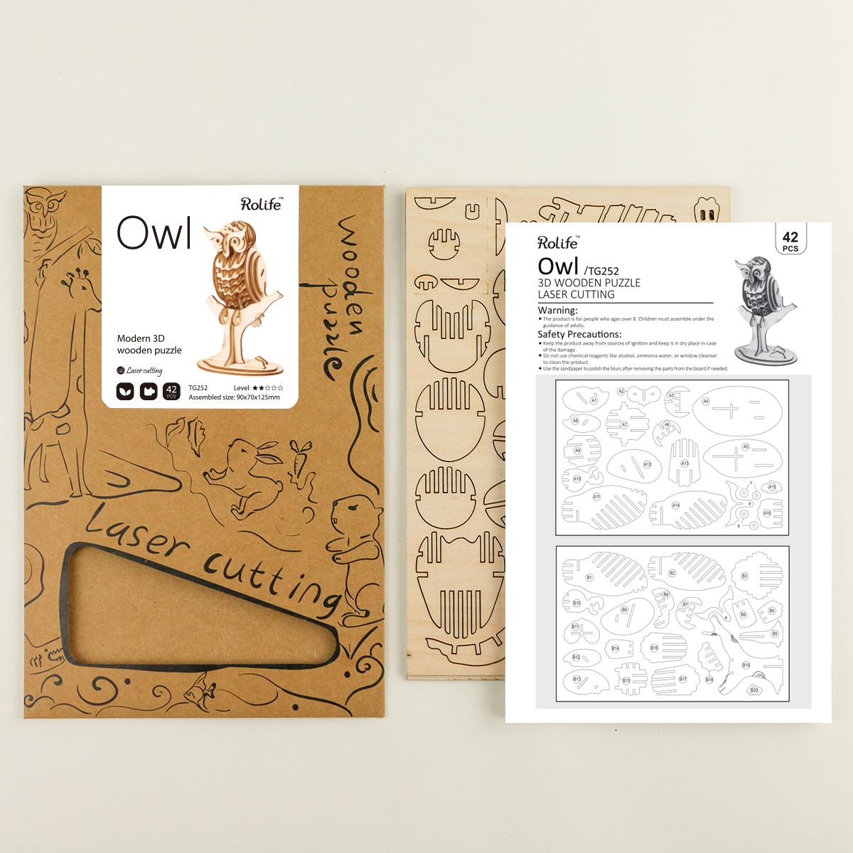 Owl TG252
