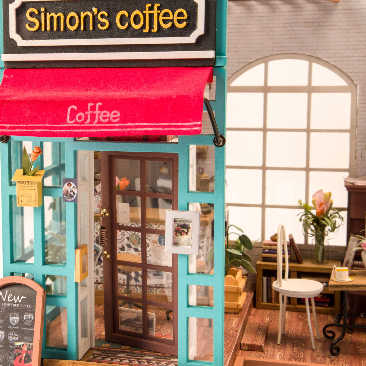 Simon's Coffee DG109