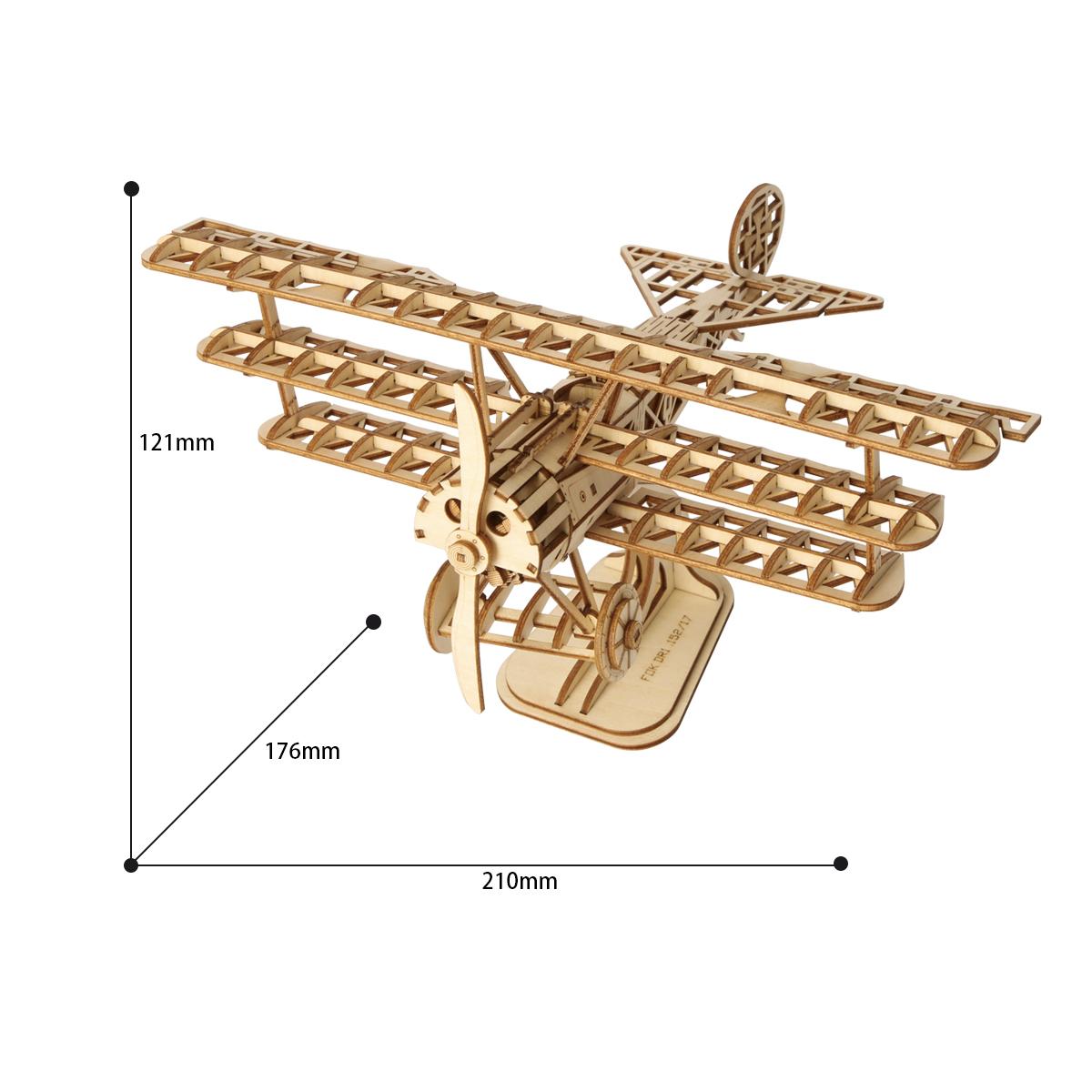 Bi-Plane TG301