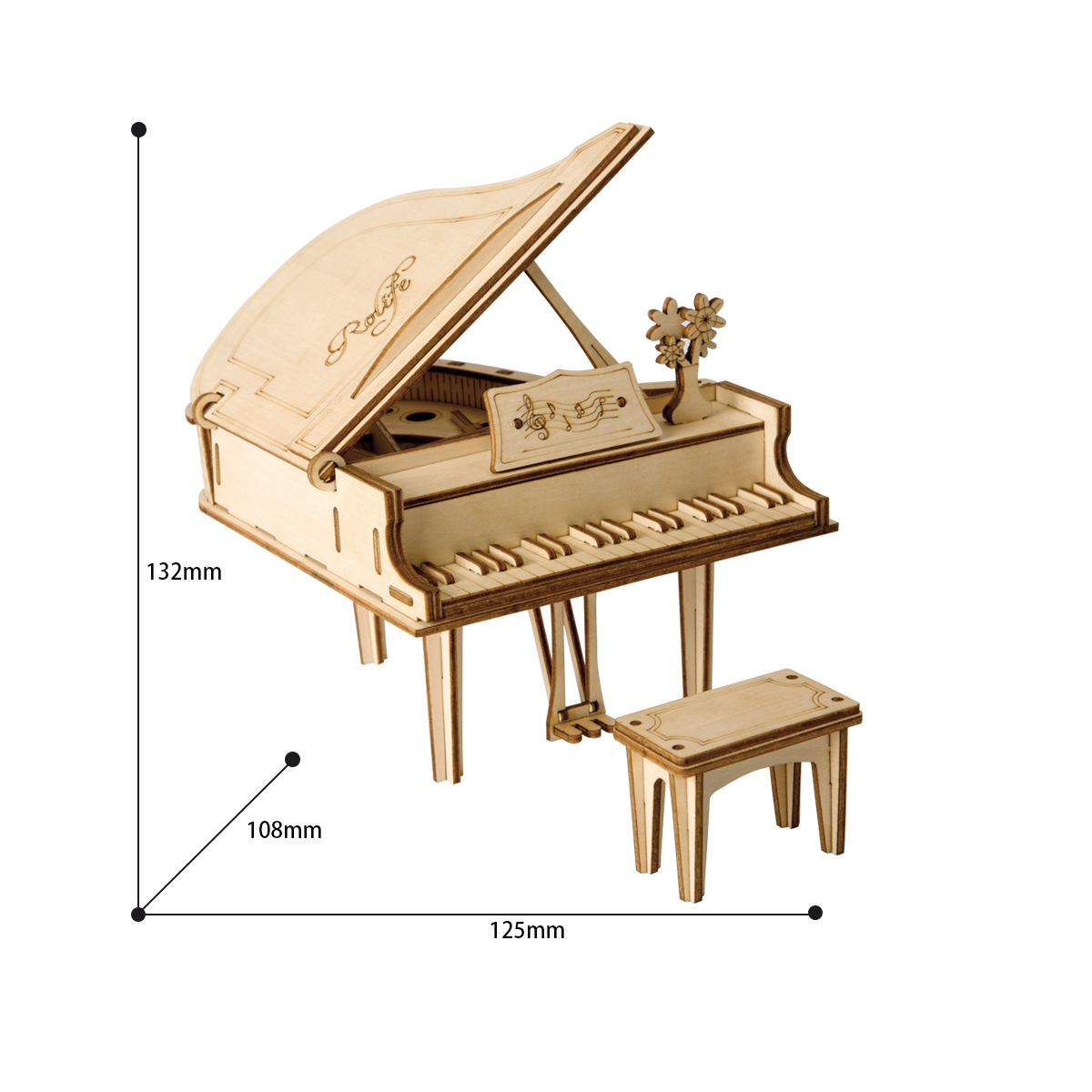Grand Piano TG402