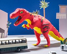 Dinosaur Clay