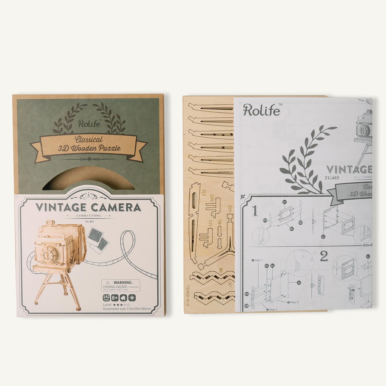 Vintage Camera TG403