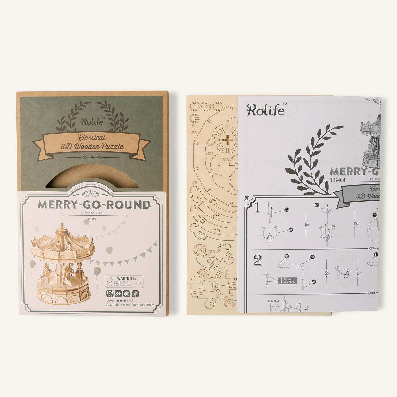 Merry-Go-Round TG404