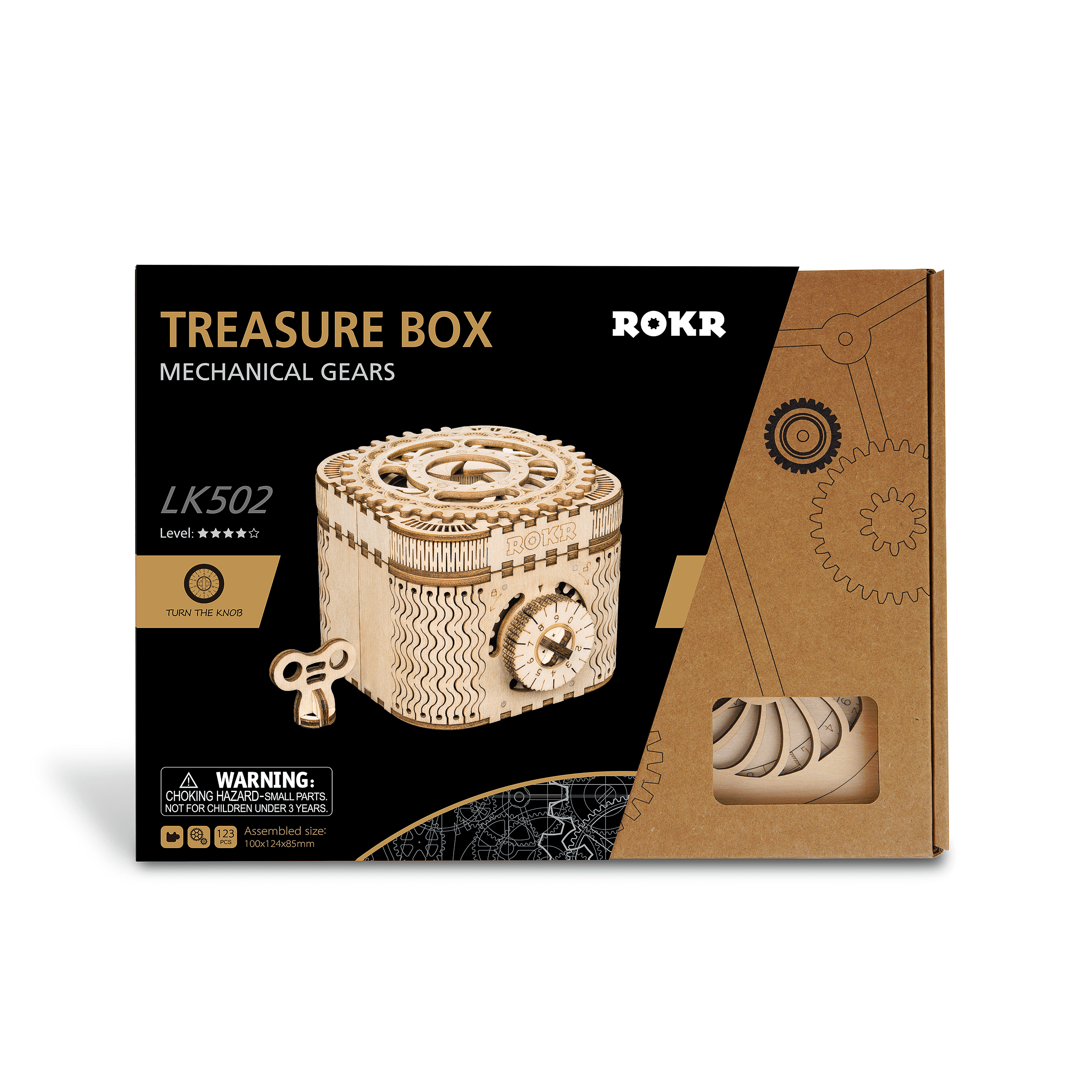 Treasure Box LK502