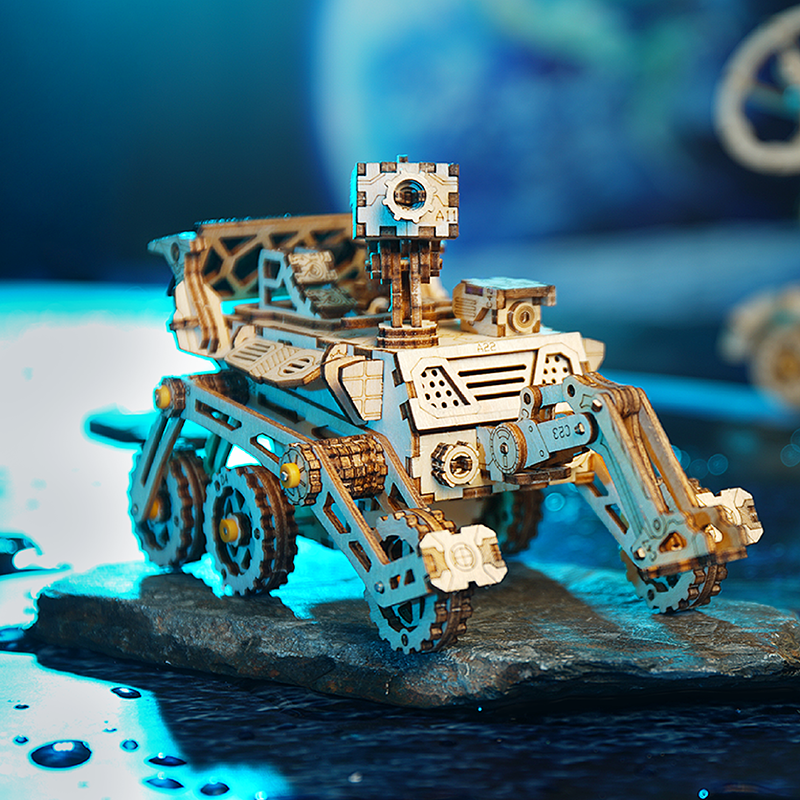 Space Hunting Series - Harbinger Rover LS402