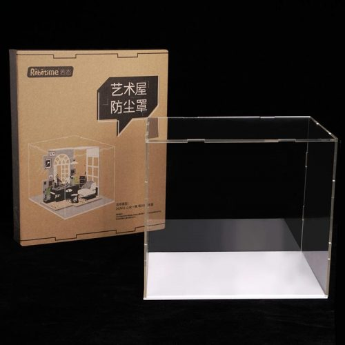 Dust Cover Case for Miniature House #01