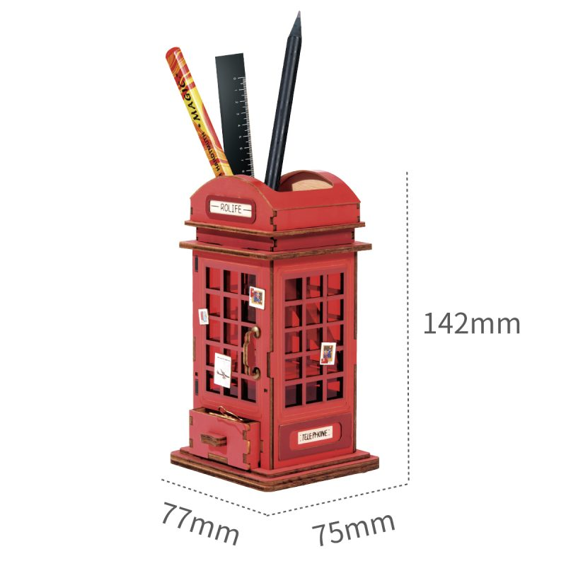 Telephone Booth TG13
