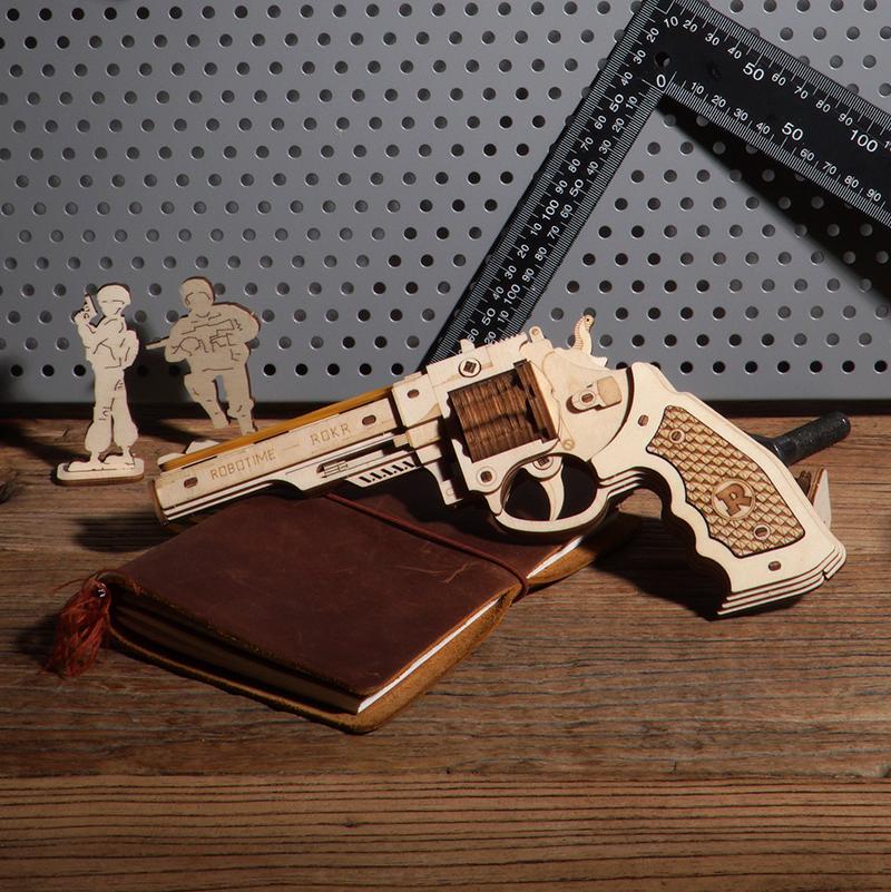 ROKR corsac m60 revolver model-LQ401