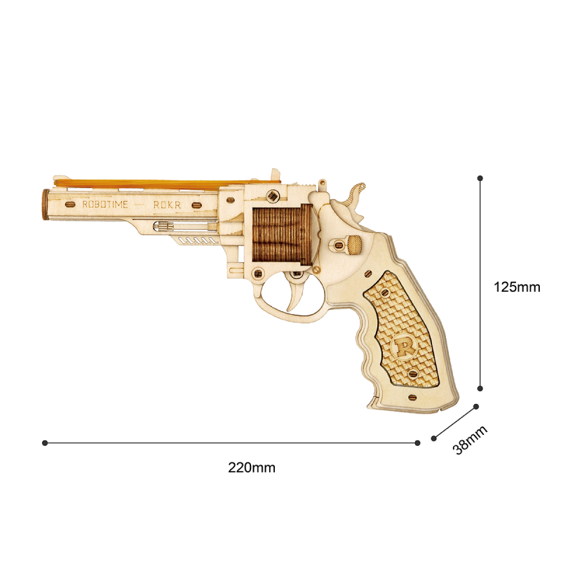 ROKR corsac m60 revolver-LQ401 size
