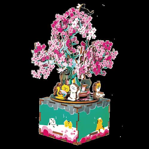 cherry blossom tree-am409