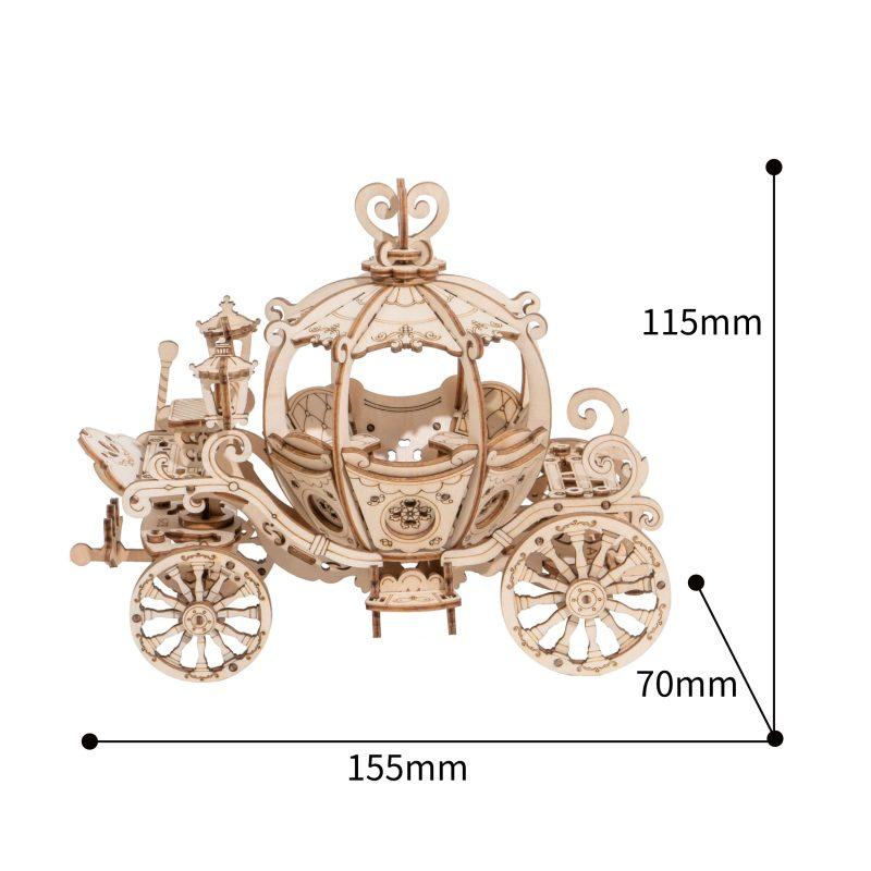 TG302 Pumpkin Cart size