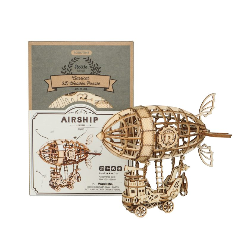 TG407 Airship package