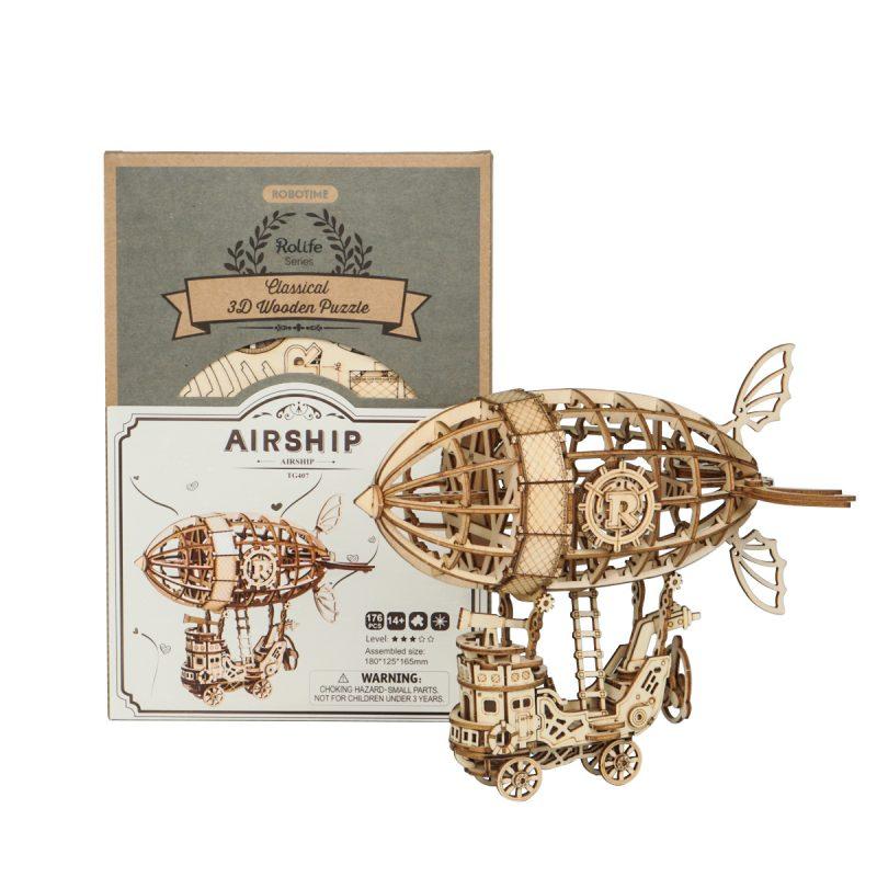 TG407 Airship package