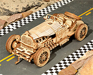 Scale Model Vehicle