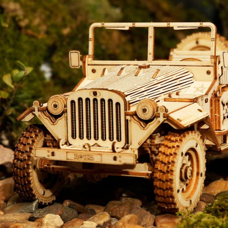 Army Field Car MC701