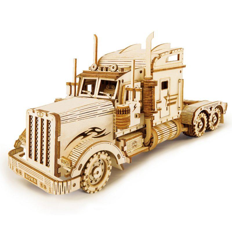 rokr scale model mc502 heavy truck