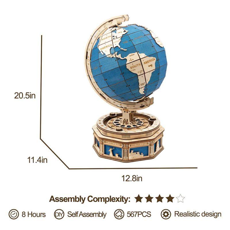 The Globe ST002