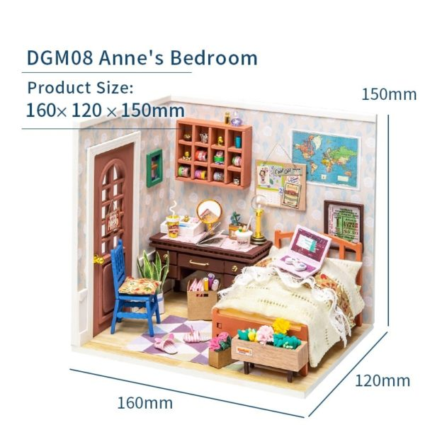 Anne's Bedroom DGM08