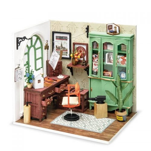 Robotime-DIY-Dollhouse-Miniature-DGM07-Jimmy-s-Studio (1)
