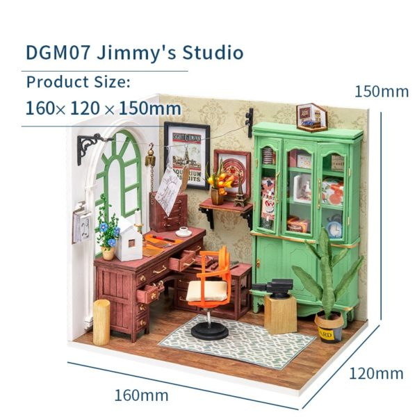 Jimmy's Studio DGM07