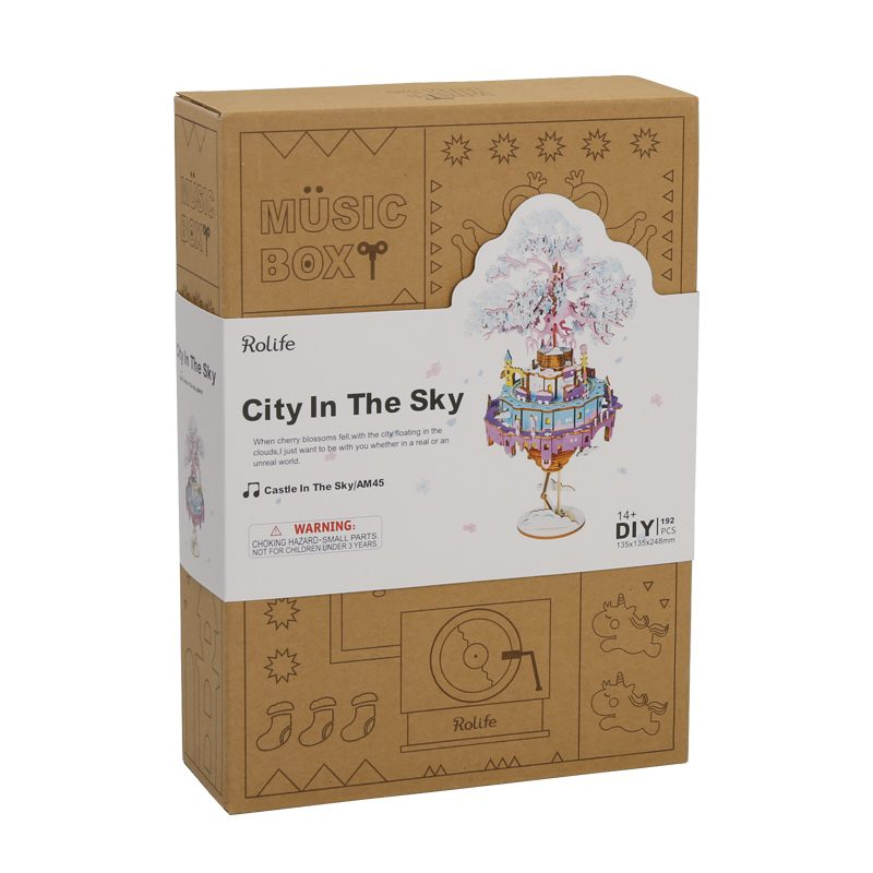 City In The Sky AM45