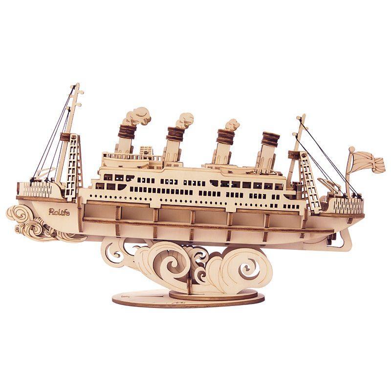 Robotime Cruise Ship TG306