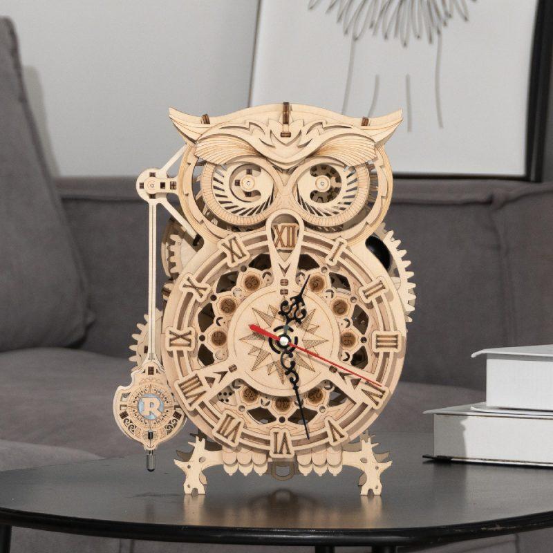 ROKR Owl Clock LK503