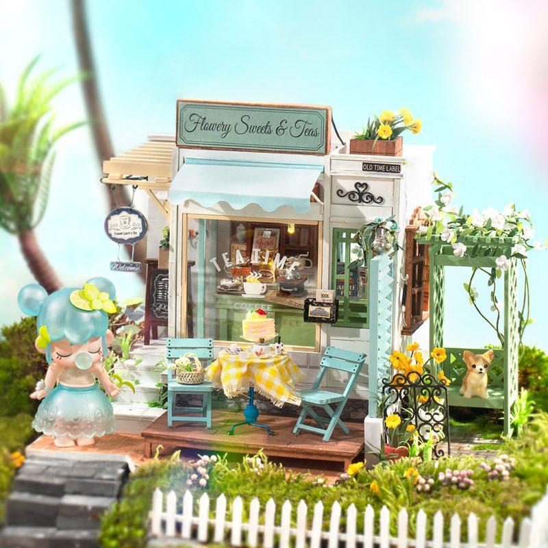 Flowery Sweets & Teas DG146
