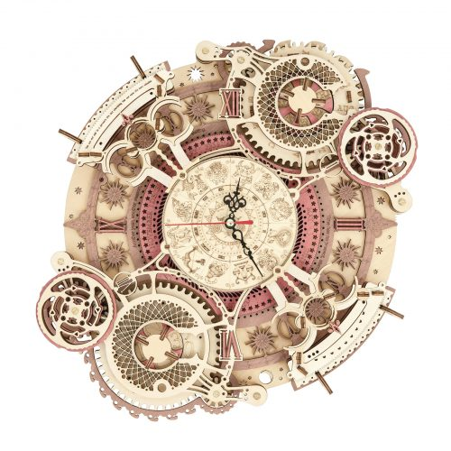 Zodiac Wall DIY Clock Time Engine LC601