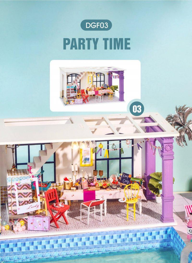 Party Time DGF03